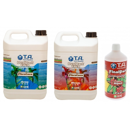 Starter kit DUALPART COCO 5 litres - Terra Aquatica