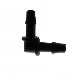 Coude PVC 4mm