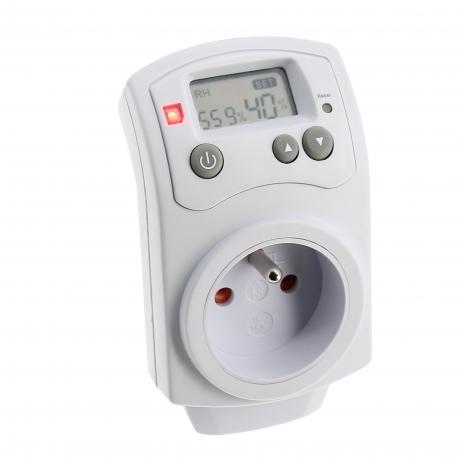 Prise hygrostat inversable Cornwall Electronics