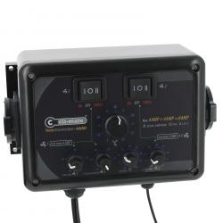 CLI-MATE Twin Controller Humidité / T°/Pression négative