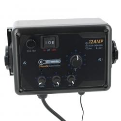 Contrôleur de température + hystérésis 12 Amp - Cli-Mate