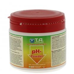 Correcteur de pH moins en poudre Terra Aquatica
