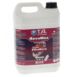 NovaMax BLOOM 5 litres - Terra Aquaitca