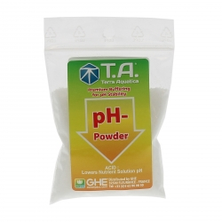 Dry pH Down 25gr Terra Aquatica