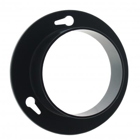 Bride PVC diamètre 100mm pour filtre Can-Lite
