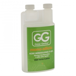 Grow-Genius® Mono-Silicic 40% - 1 litre