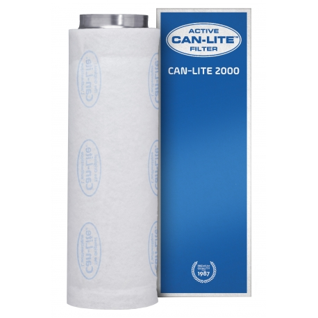Filtre Can-Lite 2000m3/h sortie 250mm - Can-Filters