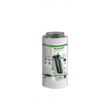 Filtre au charbon 38-Spécial 1000m3/h - Can-Filters
