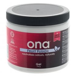 Gel anti-odeurs ONA parfum Fruit Fusion - pot de 1 litre