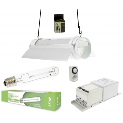 Kit cooltube 250W AGROLIGHT