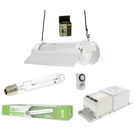 Kit cooltube 600W AGROLIGHT