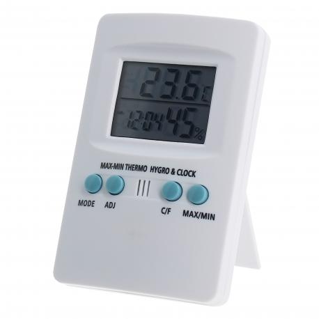 Thermomètre hygromètre digital - Cornwall Electronics