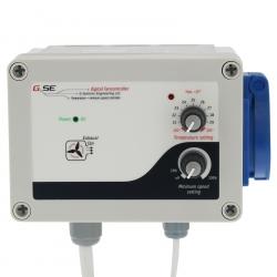 Contrôleur de température et de vitesse GSE - G-Systems