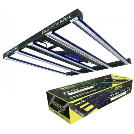 Panneau ZEUS Compact Pro Led 465W Lumatek