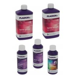 Pack engrais Terra Grow & Bloom Litre - PLAGRON