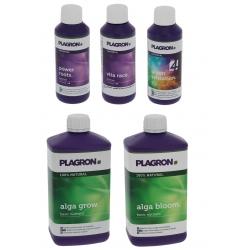 Pack engrais Alga Grow & Bloom 1 litre - PLAGRON