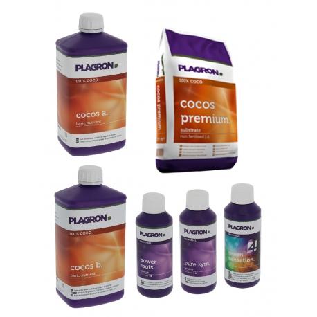 Pack engrais Cocos Plagron