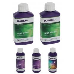 Pack engrais Alga PLAGRON 250m + stimulants