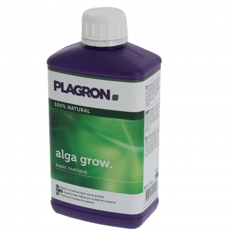 Engrais Alga Grow 500ml Plagron
