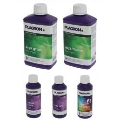Pack engrais Alga PLAGRON 500ml + stimulants