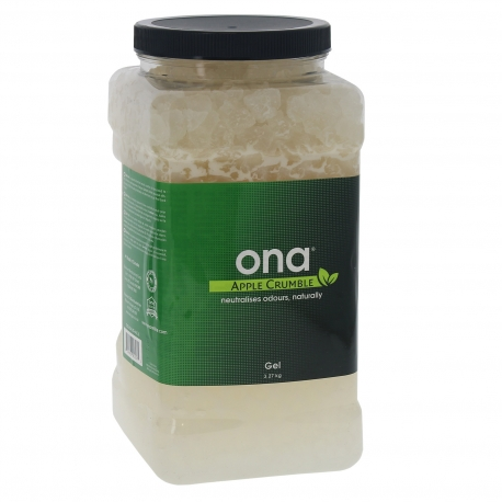 ONA gel Apple Crumble 3.60 kg