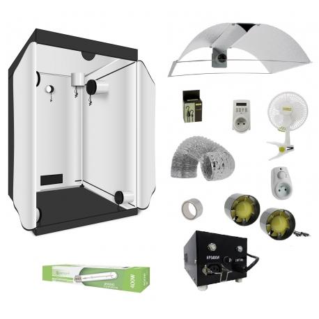 Pack Tente VEGETAL Room 120 - HPS Agrolight 400W + Black Box