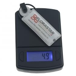 Balance de poche DELTA 600 précision 0.1gr - QUANTUM