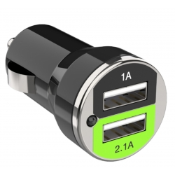 Chargeur voiture 12V pour Crafty