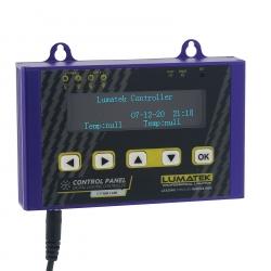 Panneau de contrôle LUMATEK PLUS 2.0 (HID+LED)