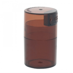 VITAVAC Brown transparente - boite de conservation 0.06 litre - TIGHTVAC