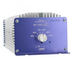 Ballast CMH 315W Lumatek avec switch de puissance