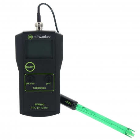 Testeur pH portable Milwaukee MW100