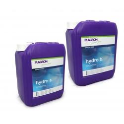 Engrais HYDRO A+B 5 litres - PLAGRON