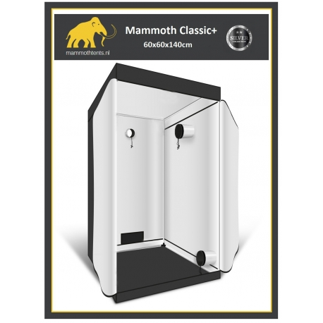Tente MAMMOTH mylar 60x60x140cm