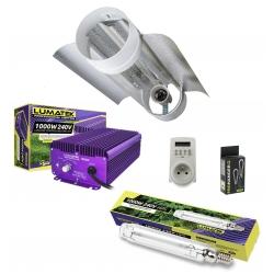 Kit 1000W LUMATEK Pro Select CoolTube PK + LUMATEK