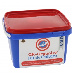 Kit engrais 100% organique - GK-Organics