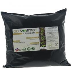 Terreaux pour semis - Seedmis 5 litres Guano Diffusion