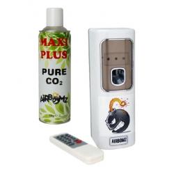 Diffuseur de CO2 AIRBOMZ avec recharge
