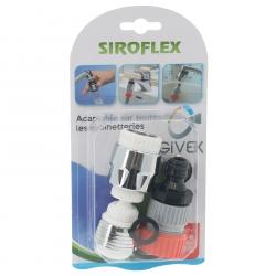 Kit de connexion Ø15 pour robinet - SIROFLEX