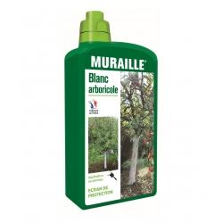 Muraille® BLANC ARBORICOLE 1 litre - Décamp Radical