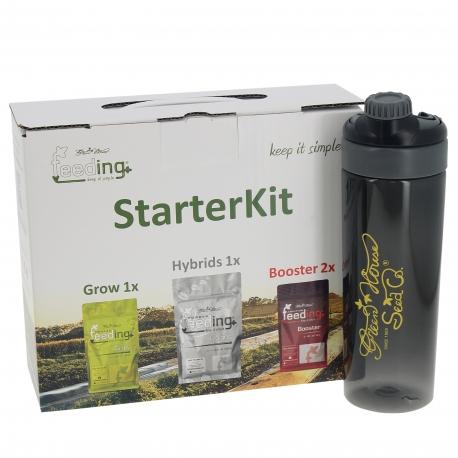 MINERAL STARTER KIT Powder Feeding - GREEN HOUSE
