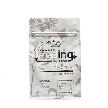 Engrais HYBRIDS Powder Feeding 500gr - GREEN HOUSE