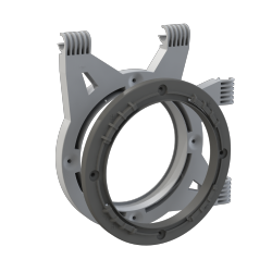 Ducting Flange pour tube 25mm - SECRET JArdin