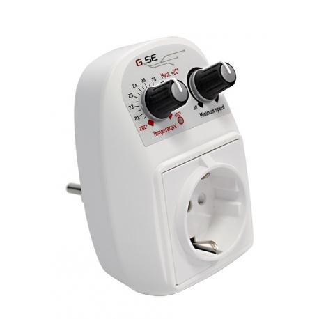 Régulateur de vitesse et de température 5A - G-Systems
