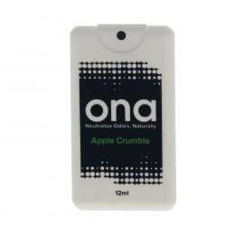 ONA Spray CARD senteur APPLE CRUMBLE - 12ml