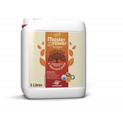 Engrais BIO VEGAN Bloom 5 litres Master Grower - Hydropassion