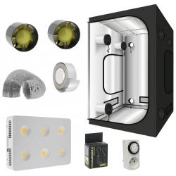 Pack chambre de culture et éclairage LED