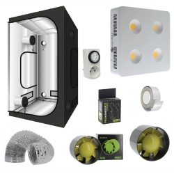 Pack tente G-MAX 100 - AGROLIGHT LED 800W
