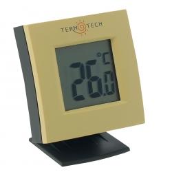 Thermomètre compact orientable