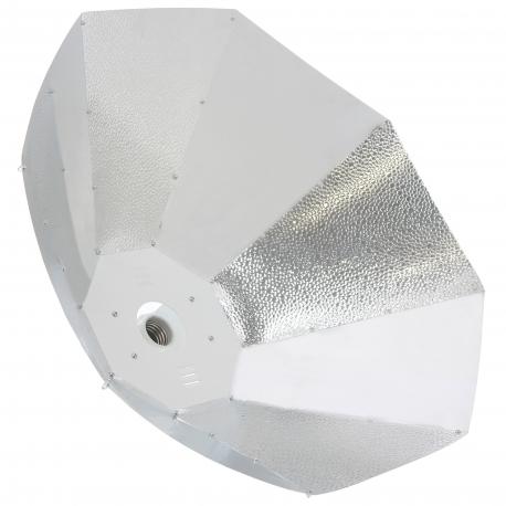 Réflecteur PARABOLIC pour lampe CFL et HPS - cablé IEC 3m